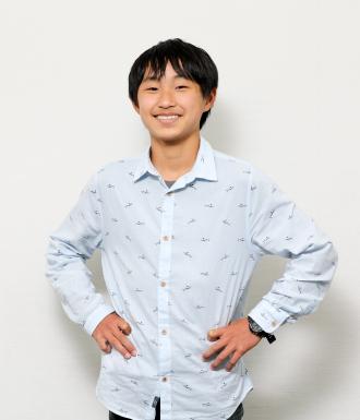 東海中学校進学 鎌田純輝くん