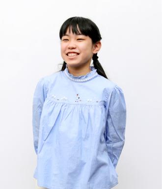 滝中学校進学 吉川侑希さん