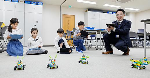 ロボット科学教育