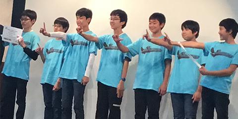 ファーストレゴリーグ西日本大会 優勝