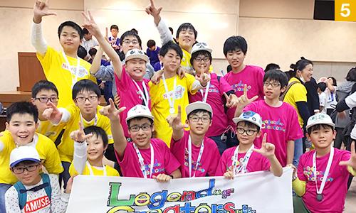 ファーストレゴリーグ西日本大会 総合3位・6位