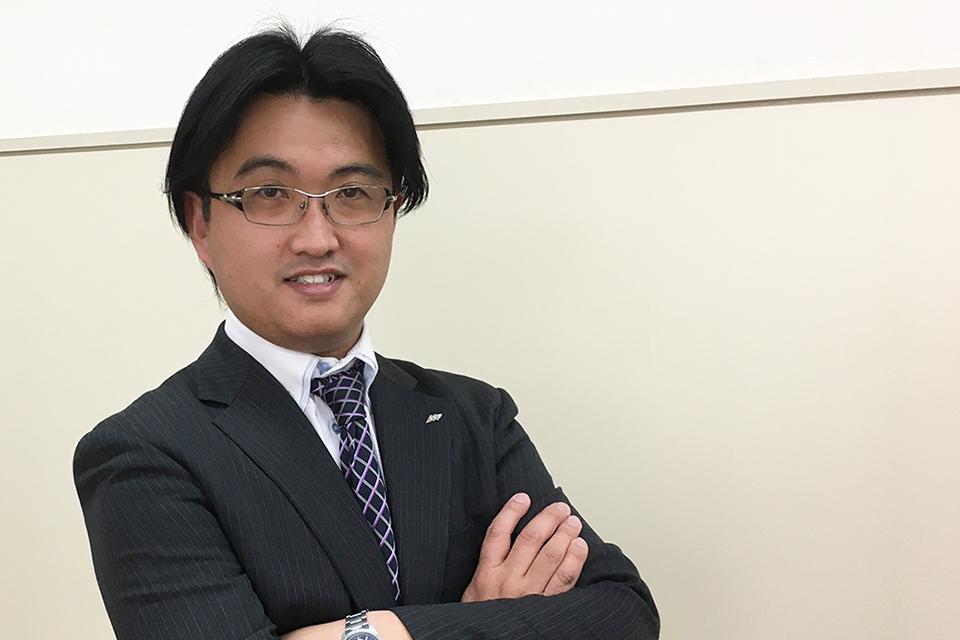 教師紹介・渡邉先生