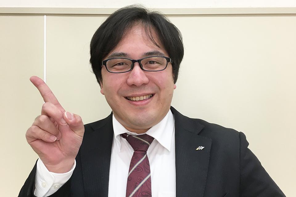 教師紹介・西村先生