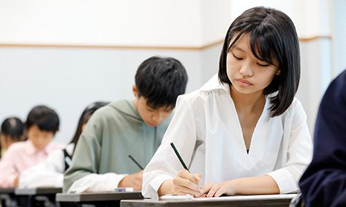 中3入試対策特訓講座 通塾コース