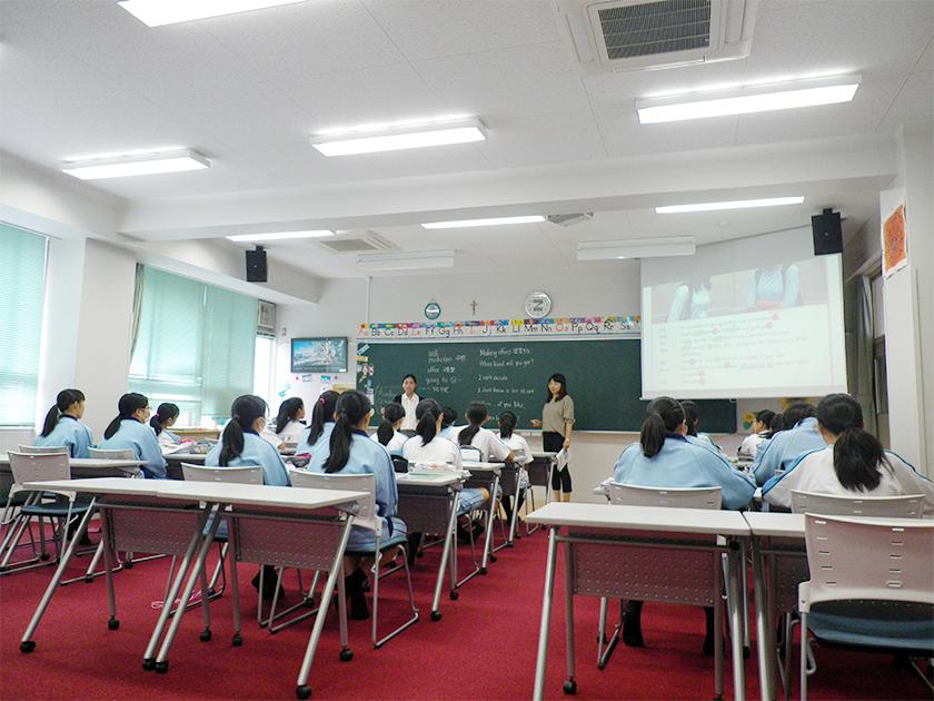 聖マリア女学院10