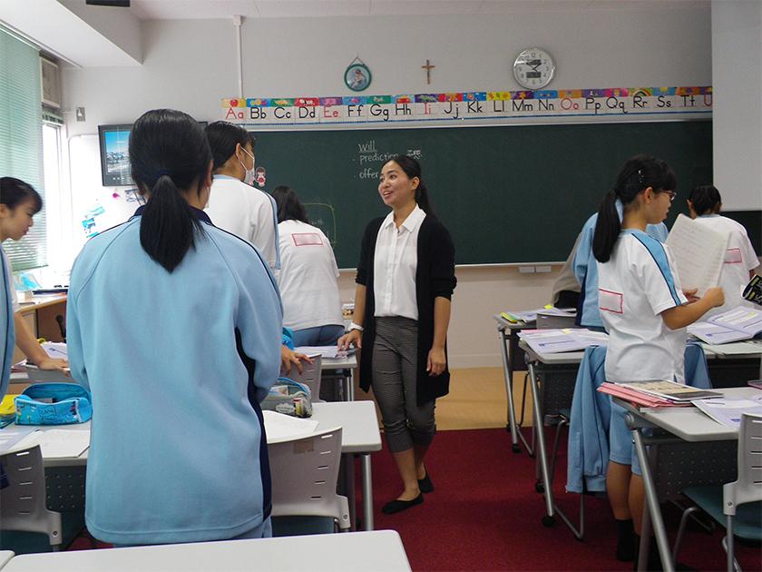 聖マリア女学院11